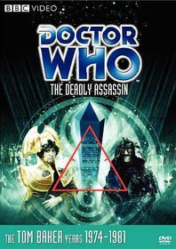 Doctor Who:Ep 88 the Deadly Assassin - (Region 1 Import DVD)