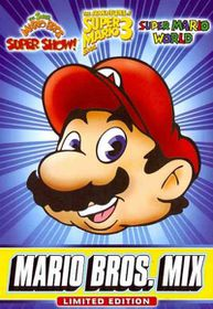 Mario Brothers Mix - (Region 1 Import DVD)