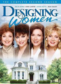 Designing Women Season 2 - (Region 1 Import DVD)