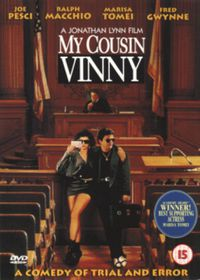 My Cousin Vinny - (Import DVD)