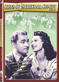 Icons of Screwball Comedy Vol 2 - (Region 1 Import DVD)