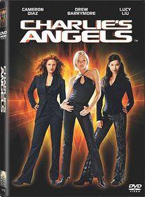 Charlie's Angels - (Region 1 Import DVD)