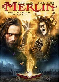 Merlin and the Book of Beasts - (Region 1 Import DVD)