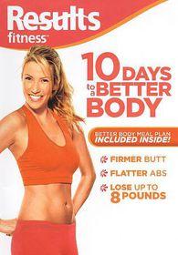 Results Fitness:Better Body - (Region 1 Import DVD)