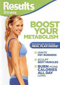 Results Fitness:Metabolism - (Region 1 Import DVD)
