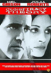 Conspiracy Theory - (Region 1 Import DVD)