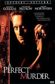 Perfect Murder - (Region 1 Import DVD)
