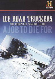 Ice Road Truckers:Complete Season 3 - (Region 1 Import DVD)