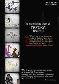 Astonishing Work of Tezuka Osamu - (Region 1 Import DVD)