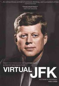 Virtual Jfk - (Region 1 Import DVD)