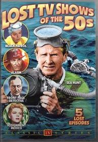 Lost TV Shows of the 50's (Sea Hunt/B - (Region 1 Import DVD)