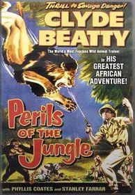 Perils of the Jungle - (Region 1 Import DVD)