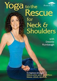 Yoga to the Rescue for Neck & Shoulde - (Region 1 Import DVD)