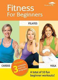 Fitness for Beginners - (Region 1 Import DVD)