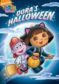 Dora the Explorer:Dora's Halloween - (Region 1 Import DVD)