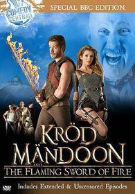 Krod Mandoon and the Flaming Sword of - (Region 1 Import DVD)