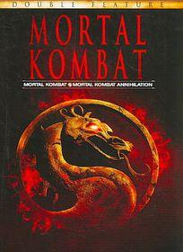 Mortal Kombat/Mortal Kombat:Annihilat - (Region 1 Import DVD)