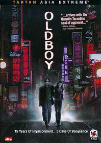 Oldboy - (Region 1 Import DVD)