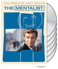 Mentalist:Complete First Season - (Region 1 Import DVD)