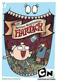 Marvelous Misadventures/Flapjack:V1 - (Region 1 Import DVD)
