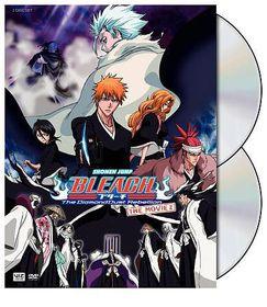 Bleach the Movie 2:Diamond Dust Rebel - (Region 1 Import DVD)
