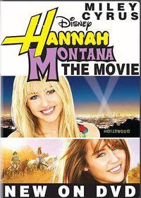 Hannah Montana: The Movie - (Region 1 Import DVD)