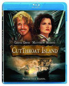 Cutthroat Island - (Region A Import Blu-ray Disc)
