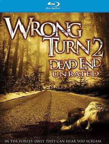 Wrong Turn 2:Dead End - (Region A Import Blu-ray Disc)