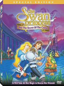 Swan Princess:Secret of the Castle - (Region 1 Import DVD)