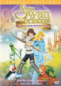 Swan Princess - (Region 1 Import DVD)