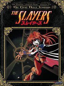 Slayers:Seasons 1-3 - (Region 1 Import DVD)