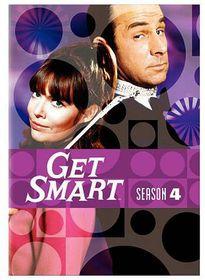 Get Smart Season 4 - (Region 1 Import DVD)