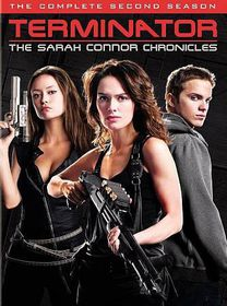 Terminator :Sarah Connor Chronicles Complete Second Season - (Region 1 Import DVD)
