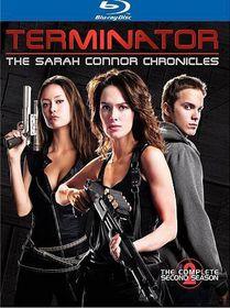 Terminator:Sarah Comp Second Ssn - (Region A Import Blu-ray Disc)