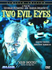 Two Evil Eyes - (Australian Import DVD)