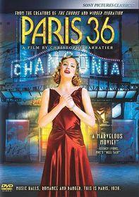 Paris 36 - (Region 1 Import DVD)