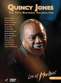 75th Birthday Celebration:Live at 08 - (Region 1 Import DVD)