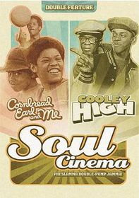 Cornbread Earl & Me/Cooley High - (Region 1 Import DVD)