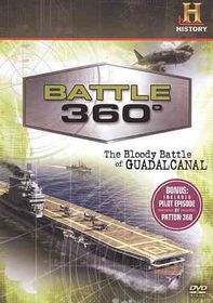 Battle 360:Bloody Battle of Guadalcan - (Region 1 Import DVD)