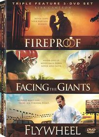 Fireproof/Facing the Giants/Flywheel - (Region 1 Import DVD)