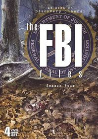 Fbi Files Season 4 - (Region 1 Import DVD)
