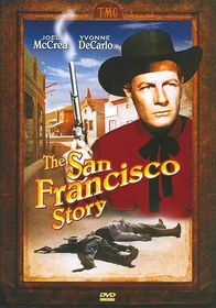 San Francisco Story - (Region 1 Import DVD)