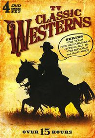 TV Classic Westerns - (Region 1 Import DVD)