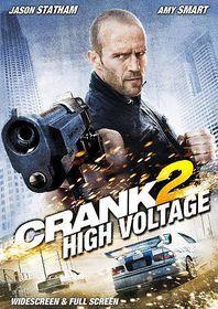Crank 2:High Voltage - (Region 1 Import DVD)