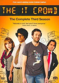 It Crowd:Complete Season Three - (Region 1 Import DVD)