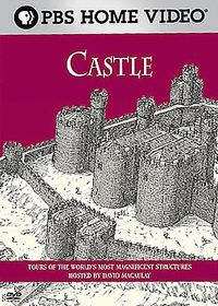 David Macaulay:Castle - (Region 1 Import DVD)
