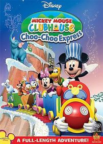 Mickey Mouse Clubhouse:Mickey's Choo - (Region 1 Import DVD)