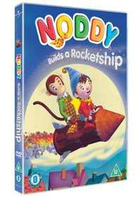 Noddy: Noddy Builds a Rocket Ship (DVD)