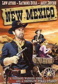 New Mexico - (Region 1 Import DVD)
