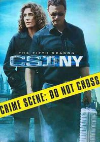 Csi Ny:Fifth Season - (Region 1 Import DVD)